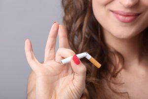 von zigaretten loskommen