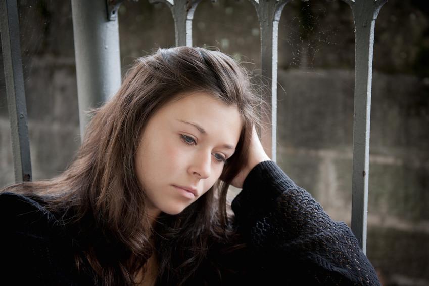 niedergeschlagenheit, deprimiert