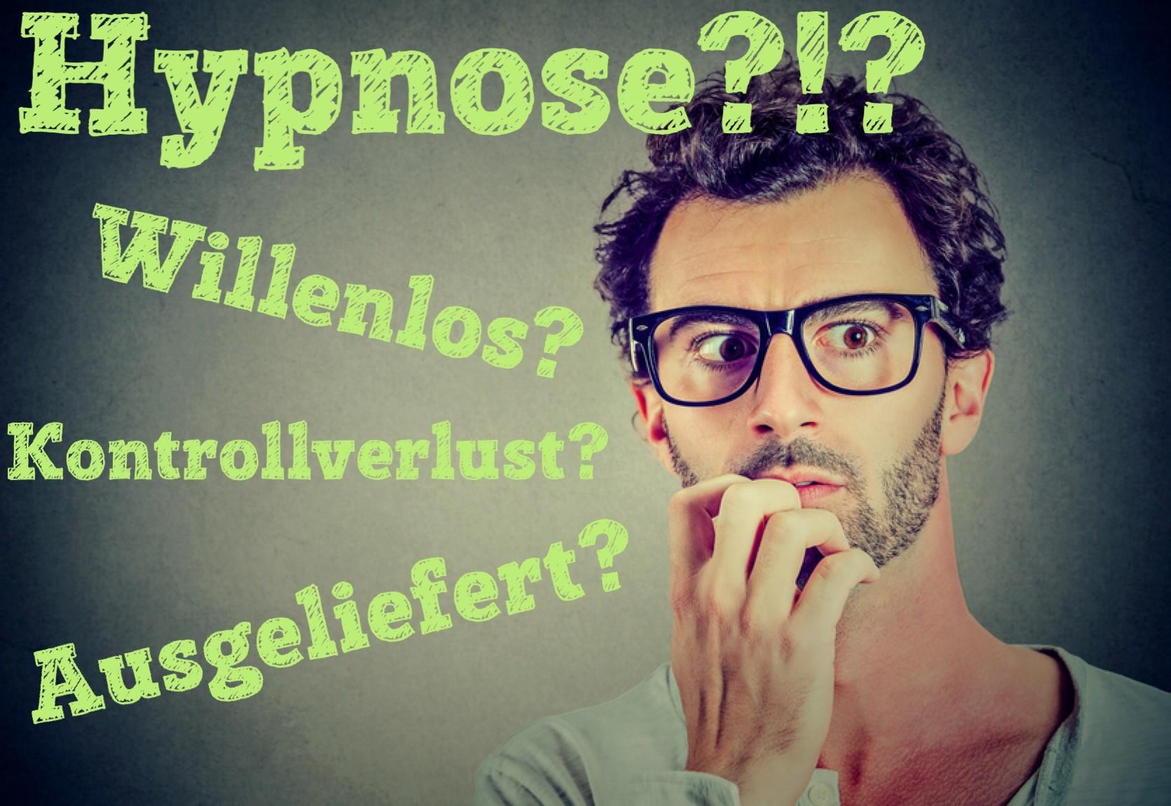 angst vor hypnose
